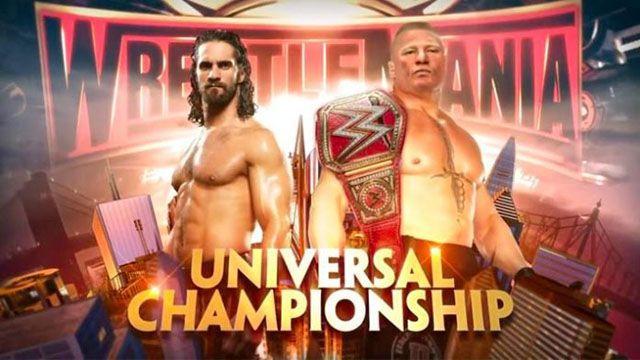 Brock Lesnar vs Seth Rollins Live Stream